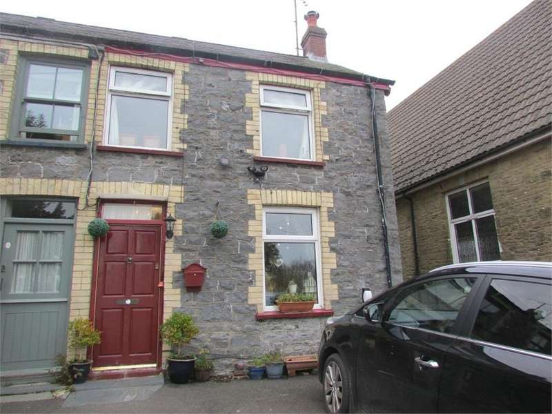 3 Bedrooms End Of Terrace House for sale in 8 Church Street, NARBERTH, Pembrokeshire