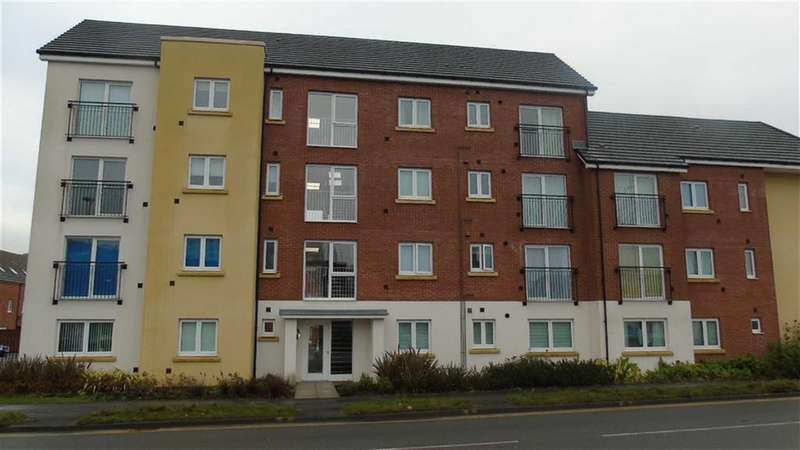 2 Bedrooms Apartment Flat for sale in New Cut Road, Swansea, SA1