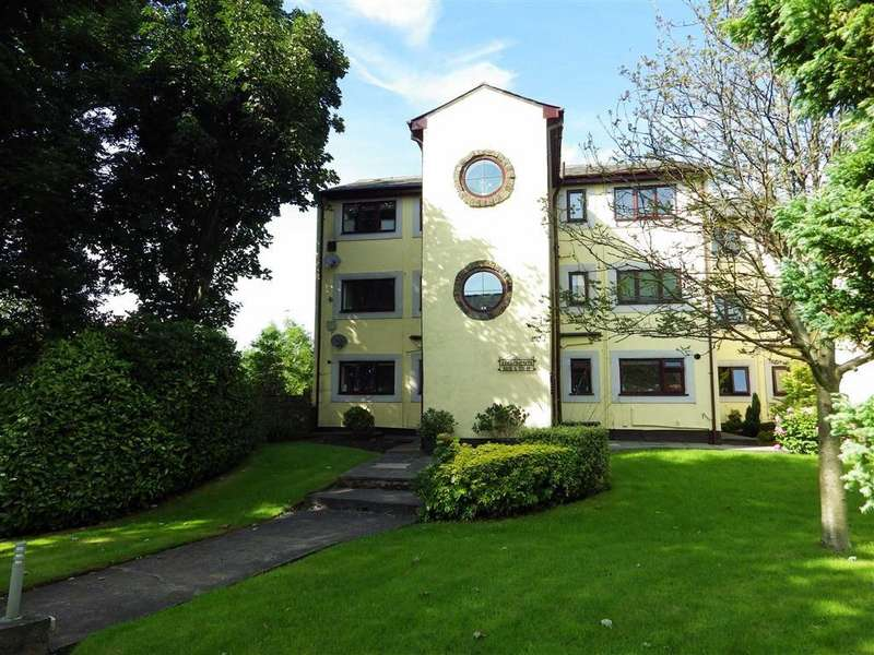 2 Bedrooms Apartment Flat for sale in Sizehouse Village, Haslingden, Rossendale, Lancashire, BB4
