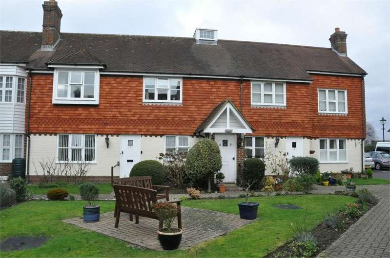 2 Bedrooms Retirement Property for sale in Flat 4, St Peters Mews, Church Street, Bexhill-On-Sea