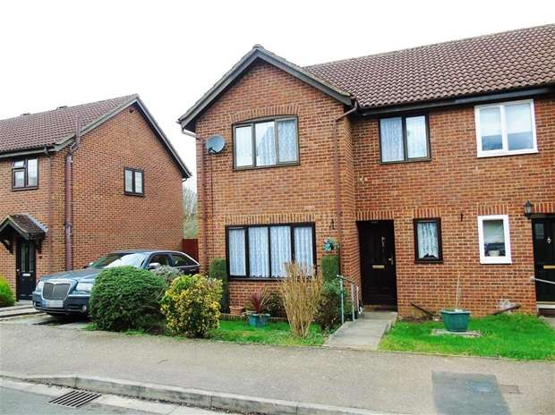 4 Bedrooms Semi Detached House for sale in Gosforth Path, Watford