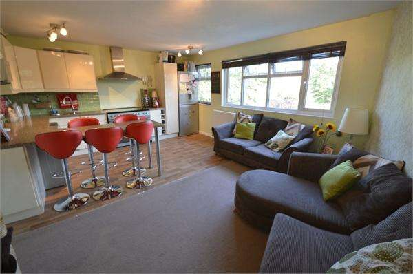 2 Bedrooms Apartment Flat for sale in Coates Dell, Garston, Hertfordshire, WD25