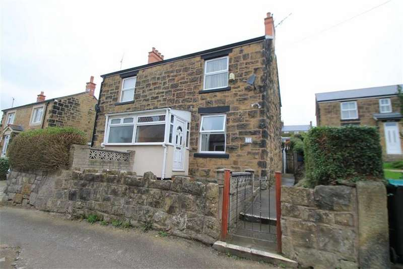 2 Bedrooms Semi Detached House for sale in New Road, Brynteg, Wrexham