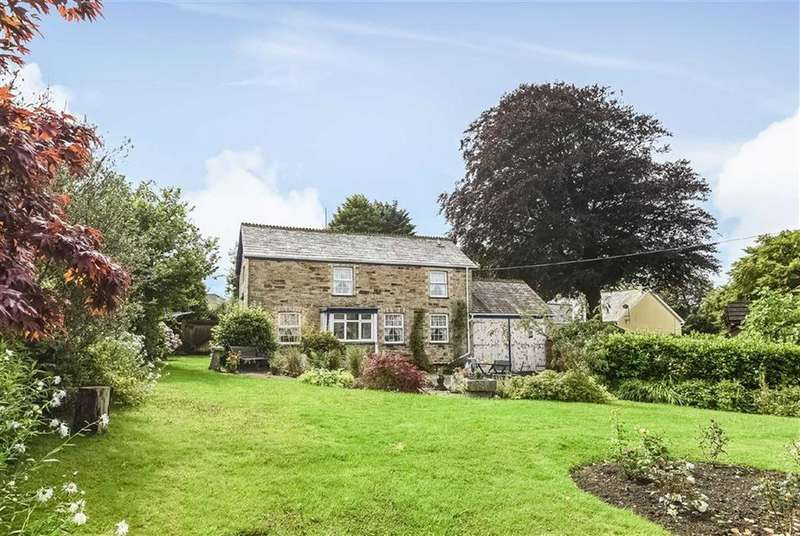 2 Bedrooms Detached House for sale in Castle Street, Bodmin, Cornwall, PL31