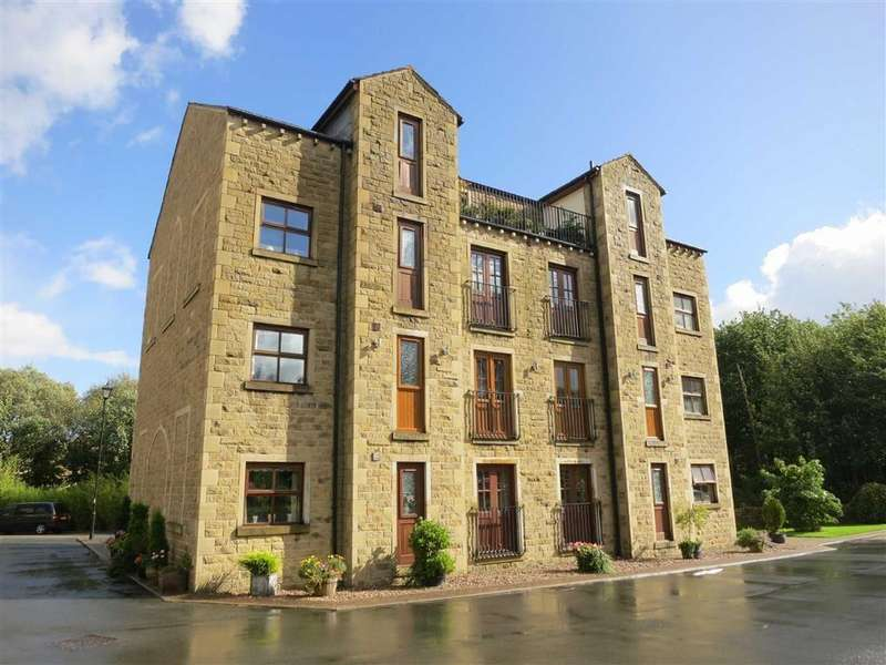 2 Bedrooms Apartment Flat for sale in Victoria Mills, Holmfirth, Holmfirth, HD9