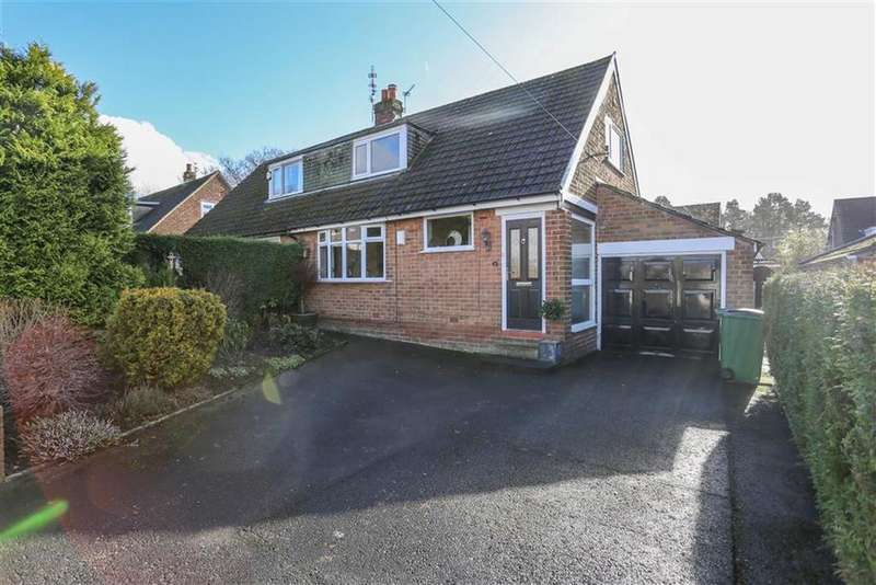 3 Bedrooms Semi Detached House for sale in Cedar Road, Marple, Cheshire