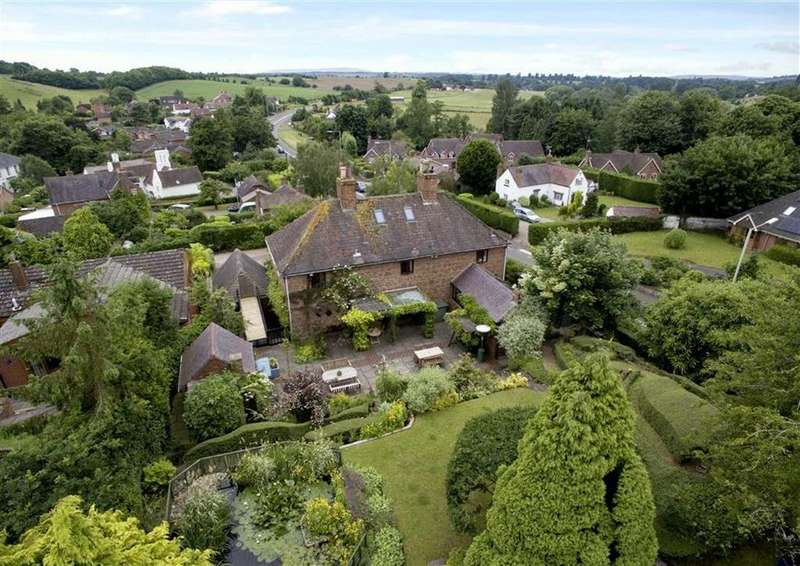 4 Bedrooms Cottage House for sale in Mount Pleasant, Hilton, Bridgnorth, Shropshire, WV15