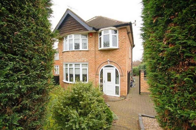 4 Bedrooms Detached House for sale in Harrow Road, West Bridgford