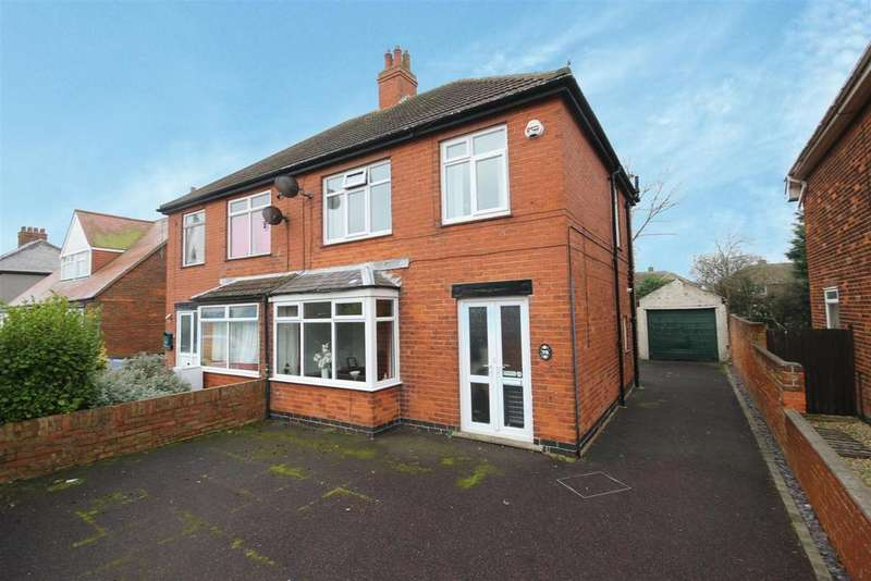 3 Bedrooms Semi Detached House for sale in 73 Wellington Road, Mablethorpe