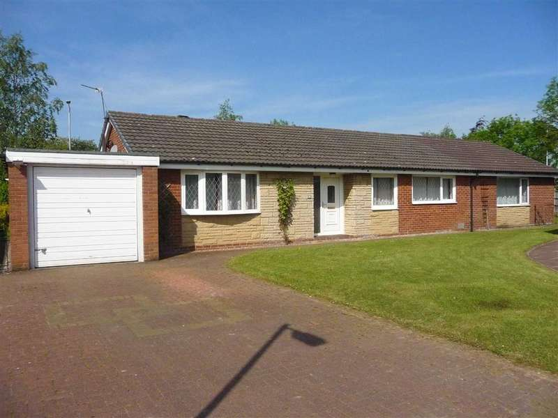 3 Bedrooms Detached Bungalow for sale in St James Gardens, Leyland, PR26