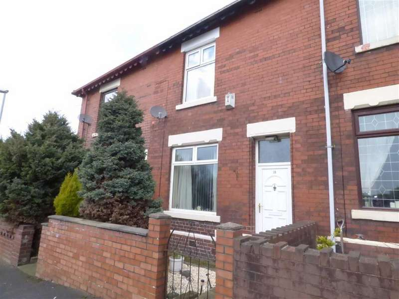 2 Bedrooms Terraced House for sale in Sparrow Street, Royton, Oldham, OL2