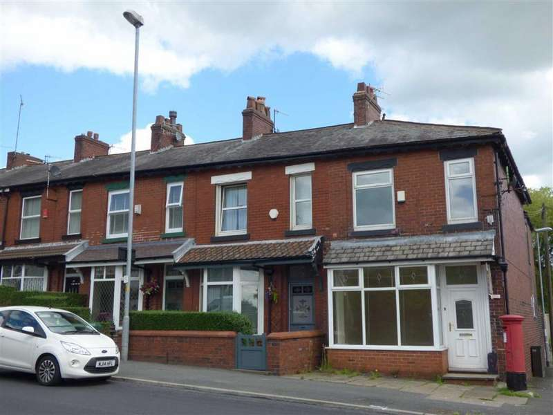 4 Bedrooms End Of Terrace House for sale in Rochdale Road, Royton, Oldham, OL2