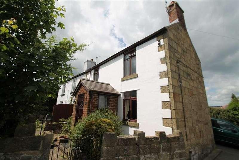 2 Bedrooms Semi Detached House for sale in Heol Llewelyn, Coedpoeth, Wrexham