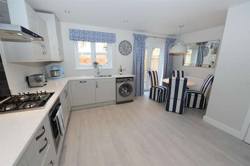3 Bedrooms Semi Detached House for sale in Temple gate, Reeth Road, Richmond