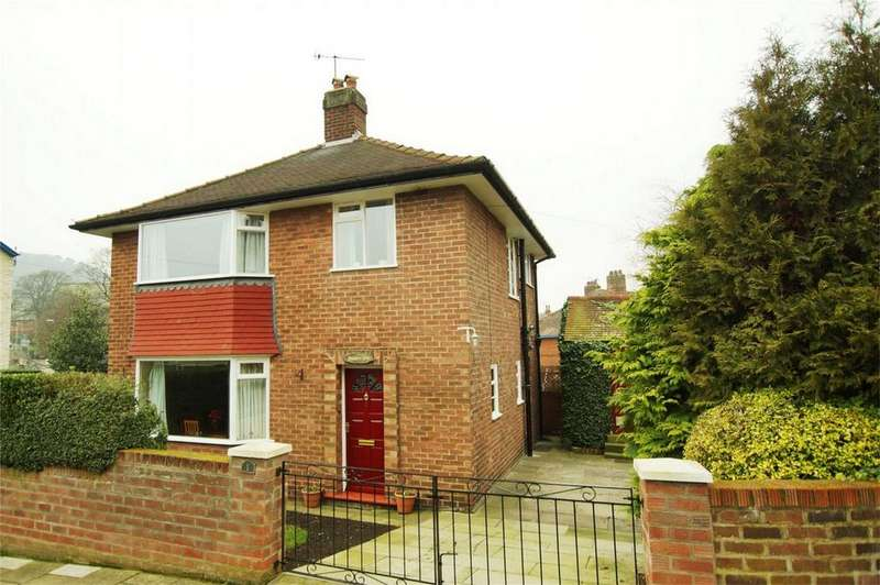 3 Bedrooms Detached House for sale in Westwood Gardens, Scarborough