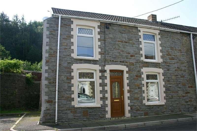 3 Bedrooms Cottage House for sale in Afon Street, Trehafod, PONTYPRIDD, Mid Glamorgan