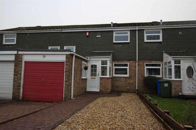 2 Bedrooms Terraced House for sale in Greenlaw Road, Southfield Green, Cramlington