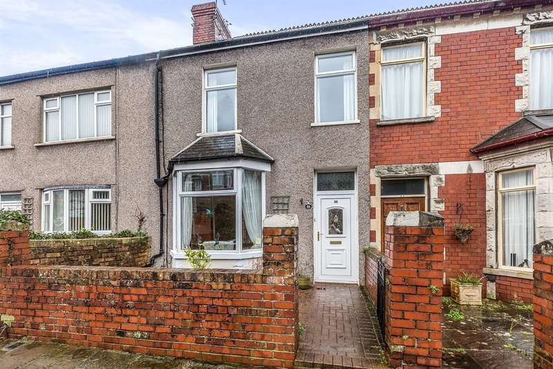 2 Bedrooms Terraced House for sale in St Pauls Avenue, Barry