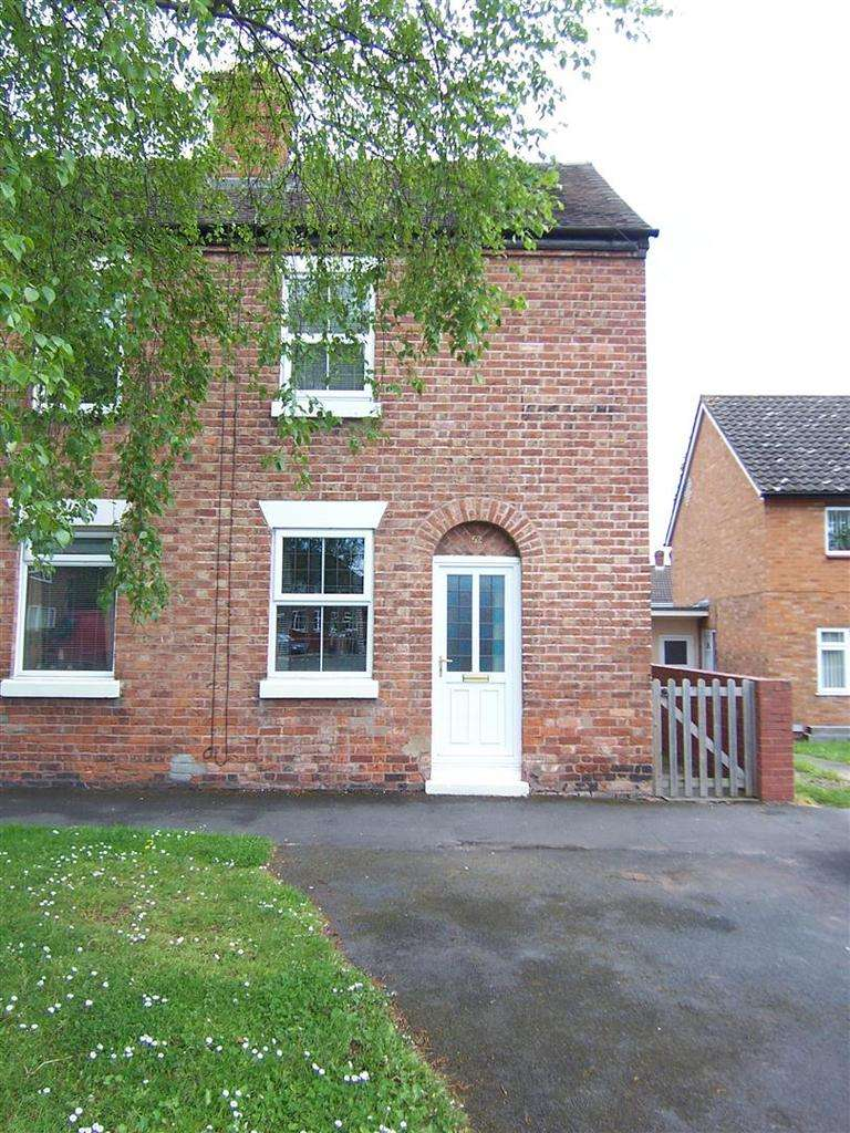 2 Bedrooms Terraced House for sale in 52 Long Row, Ditherington, Shrewsbury SY1 4DE