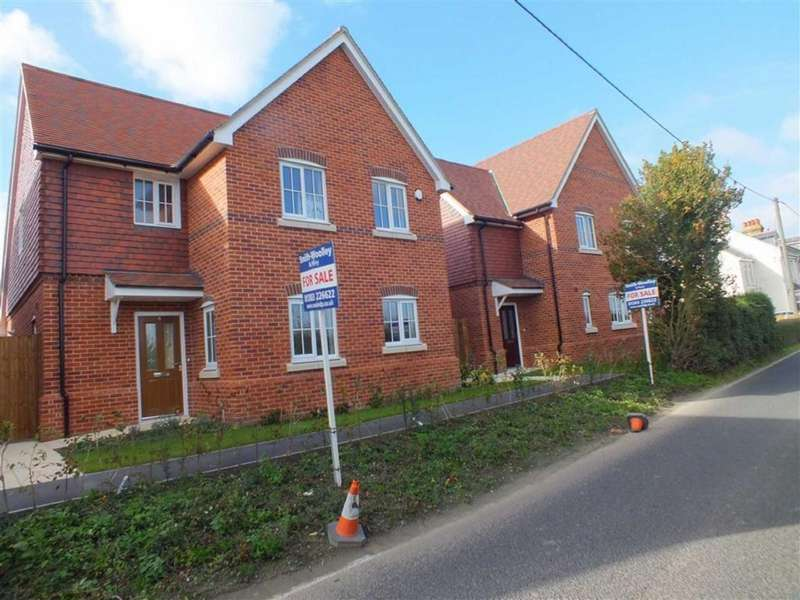 3 Bedrooms Detached House for sale in The Orchard, Woodnesborough, Nr Sandwich, Kent, CT13