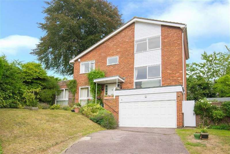 4 Bedrooms Detached House for sale in Meadowbank, Watford, Hertfordshire