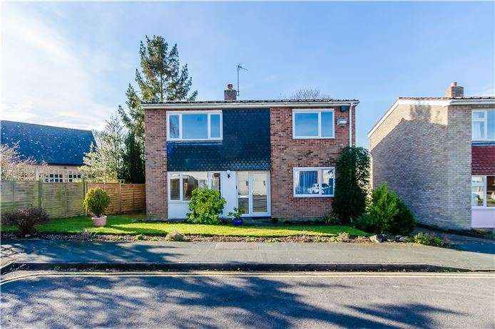 4 Bedrooms Detached House for sale in Almoners Avenue, Cambridge