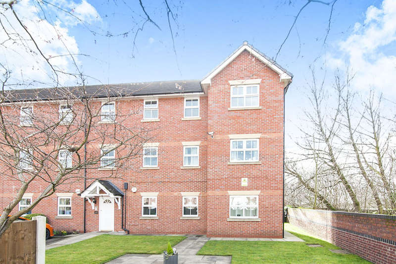 2 Bedrooms Flat for sale in Bellam Court, Wardley,Swinton, Manchester, M27