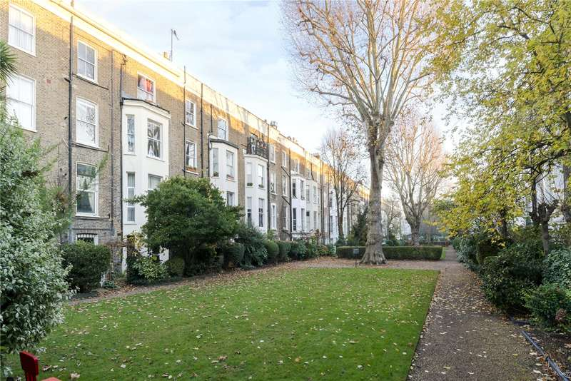 2 Bedrooms Flat for sale in Russell Road, London, W14