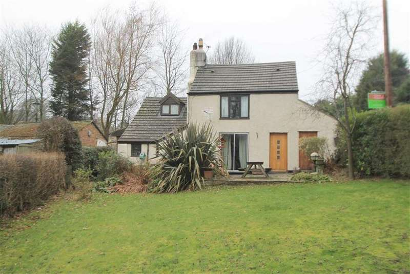 3 Bedrooms Cottage House for sale in Brymbo Road, Bwlchgwyn, Wrexham