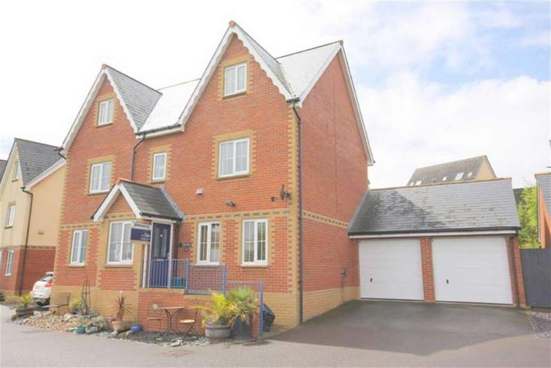 5 Bedrooms Detached House for sale in Clos Y Fulfran, Barry, Vale Of Glamogan