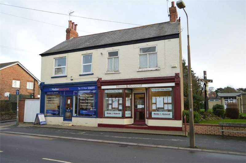 2 Bedrooms Commercial Property for sale in 21 Southgate, Hornsea