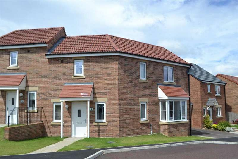 3 Bedrooms Semi Detached House for sale in Eaglescliffe, Ryhope, Sunderland