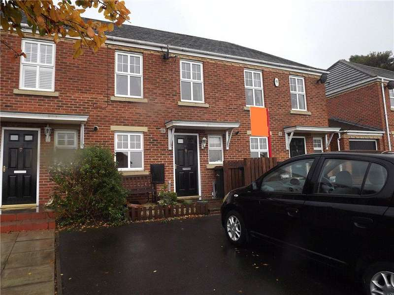 2 Bedrooms Terraced House for sale in Woodside, Shadforth, Durham, DH6