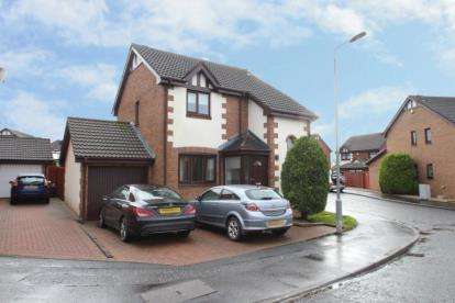 3 Bedrooms Detached House for sale in Thomson Drive, Bellshill