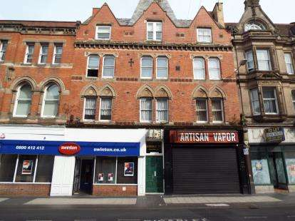 1 Bedroom Flat for sale in Bridge Street, Walsall, West Midlands