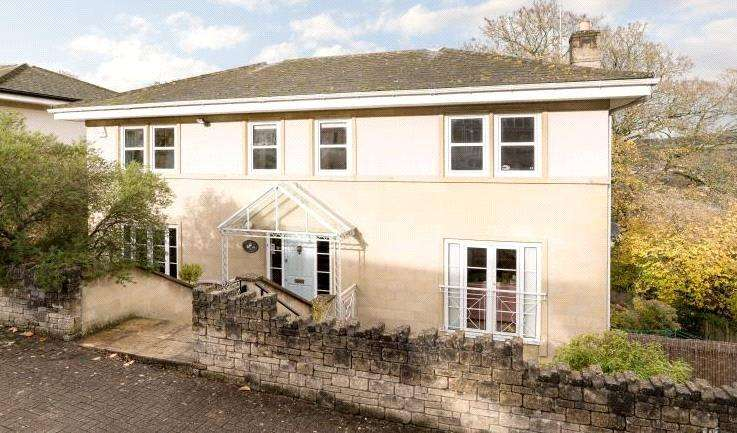 5 Bedrooms Detached House for sale in Trossachs Drive, Bathampton, Bath, BA2