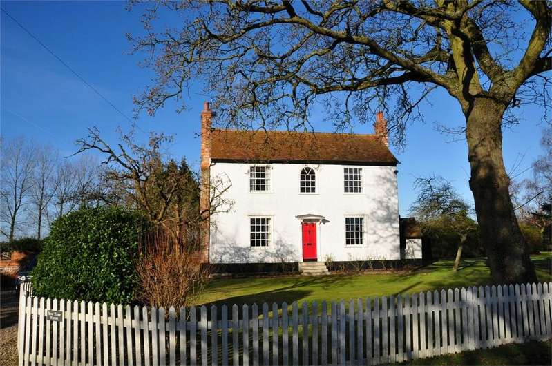 5 Bedrooms Detached House for sale in Saling Road, Stebbing, Nr Great Dunmow