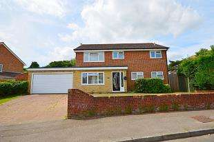 3 Bedrooms Detached House for sale in Newlands, Whitfield, Dover, Kent