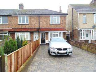 2 Bedrooms End Of Terrace House for sale in St. Andrews Road, Worthing, West Sussex