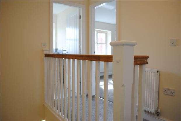 3 Bedrooms Semi Detached House for sale in The Cranham, Pennycress Fields, Banady Lane, Stoke Orchard, Cheltenham, Glos, GL52 7SJ