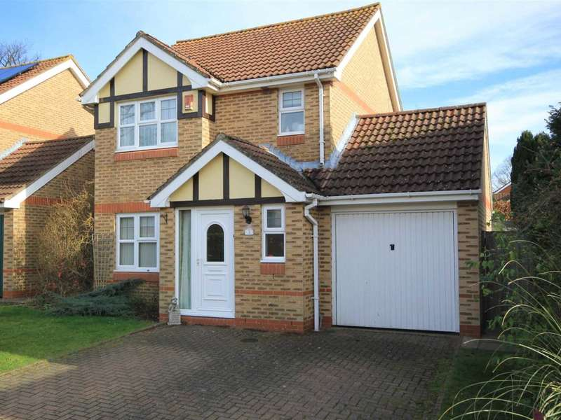 3 Bedrooms Detached House for sale in 3 BED DETACHED EXECUTIVE HOME WITH GARAGE IN Knights Orchard, HP1