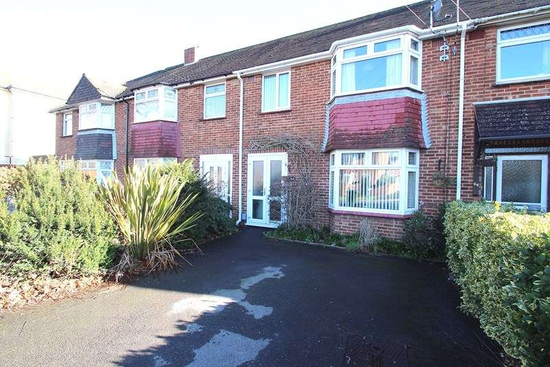 3 Bedrooms Terraced House for sale in Redlands Lane, Fareham
