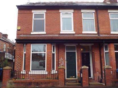 2 Bedrooms Flat for sale in Marlborough Avenue, Manchester, Greater Manchester