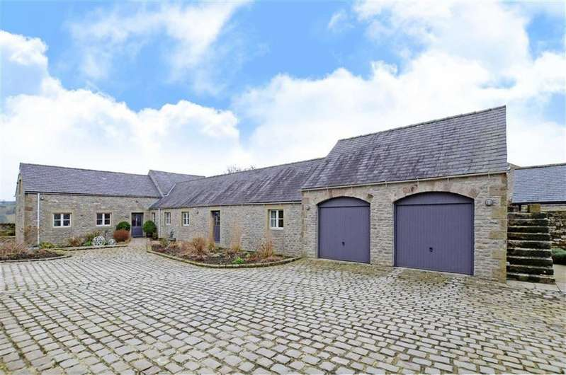 3 Bedrooms Detached House for sale in The Byre, Horsecroft Lane, Winster, Matlock, Derbyshire, DE4