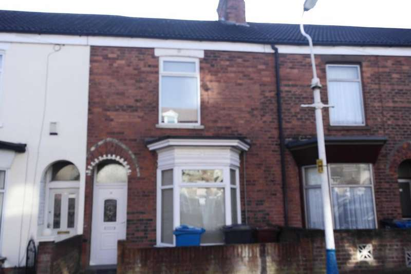 4 Bedrooms Terraced House for sale in Pendril Street, Hull, HU3 1UU