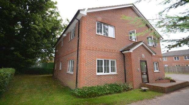1 Bedroom Apartment Flat for sale in Laneside Court, West Ham Lane, Basingstoke