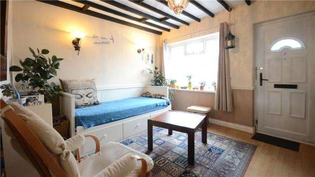 2 Bedrooms Terraced House for sale in Star Road, Caversham, Reading