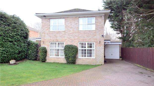 4 Bedrooms Detached House for sale in Timbers Walk, Maidenhead, Berkshire