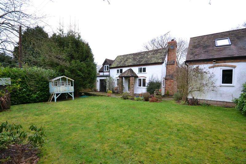 4 Bedrooms Detached House for sale in Pound Green, Arley, Bewdley