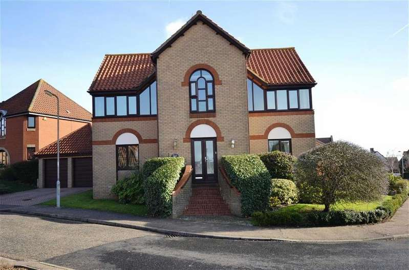 4 Bedrooms Detached House for sale in Celeborn Street, South Woodham Ferrers, Essex